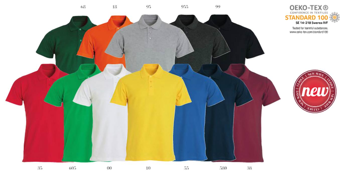 Basic Polo heren