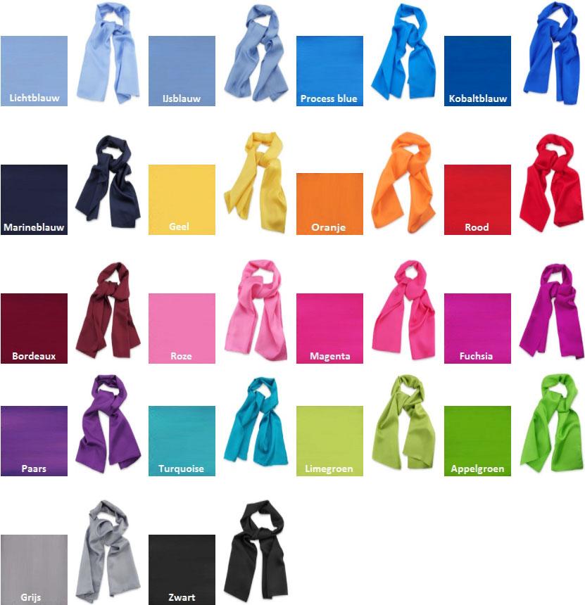shawls zijde