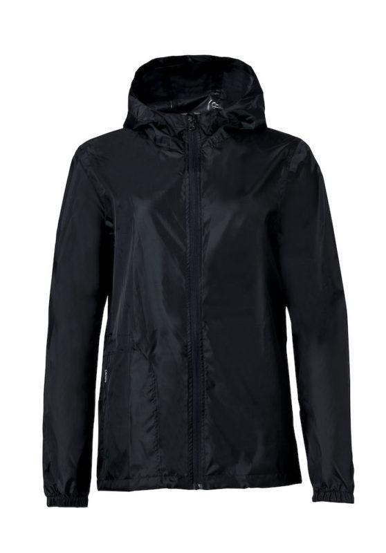 Rain Jacket zwart