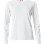 Basic-T longsleeve ladies